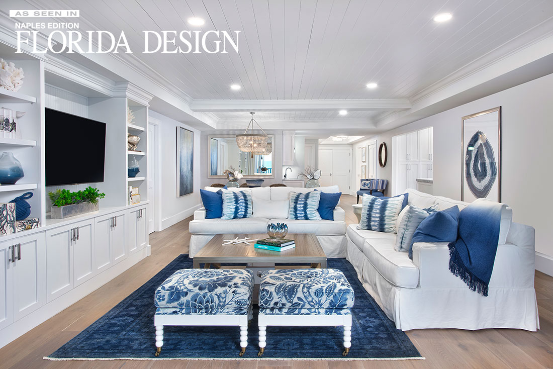 Sally Richardson Interiors Florida Design Magazine The Perfect